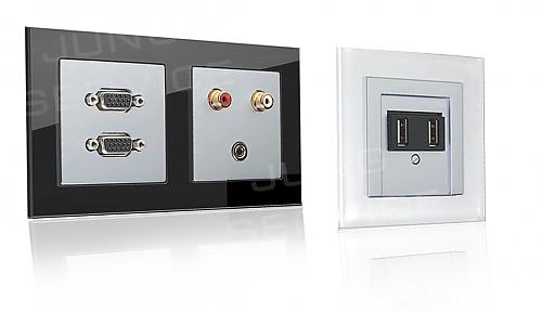 Мультимедийные порты HDMI/USB