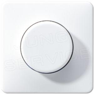 CD540WW Крышка для роторного диммера; белая