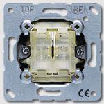 505TU Выключатель 10AX 250V кнопочный сдвоенный
