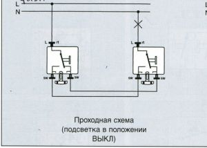 506U Выключатель 10AX 250V универсальный