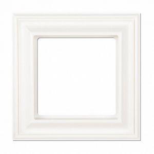 Рамка одинарная Jung Eco Profi Deco, белый, EPD481WW