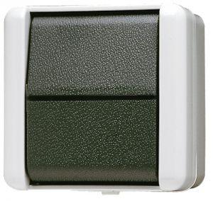 806W Выключатель для накладного монтажа  универсальный IP44