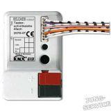 2076-4T KNX/EIB-интерфейс кнопок, 4-ной