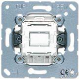 502TU Выключатель 10AX 250V кнопочный двухполюсный